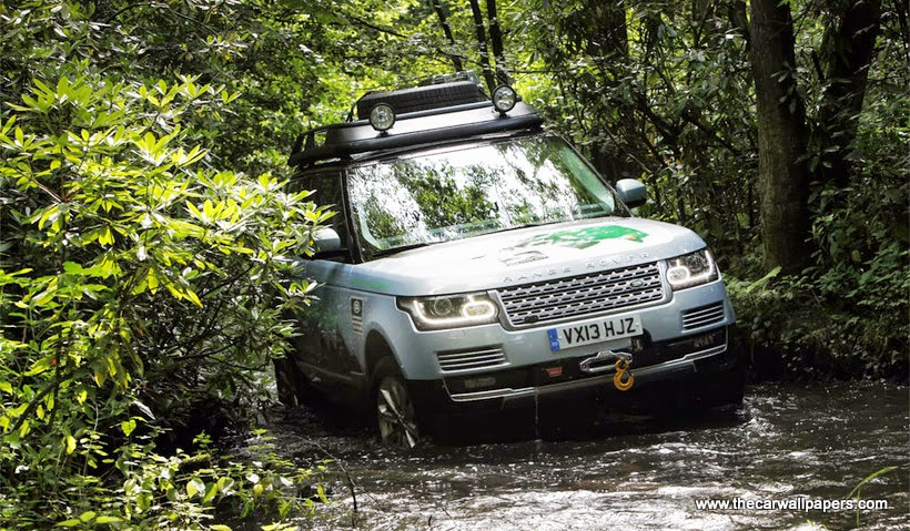 Land Rover Range Rover Hybrid 2015
