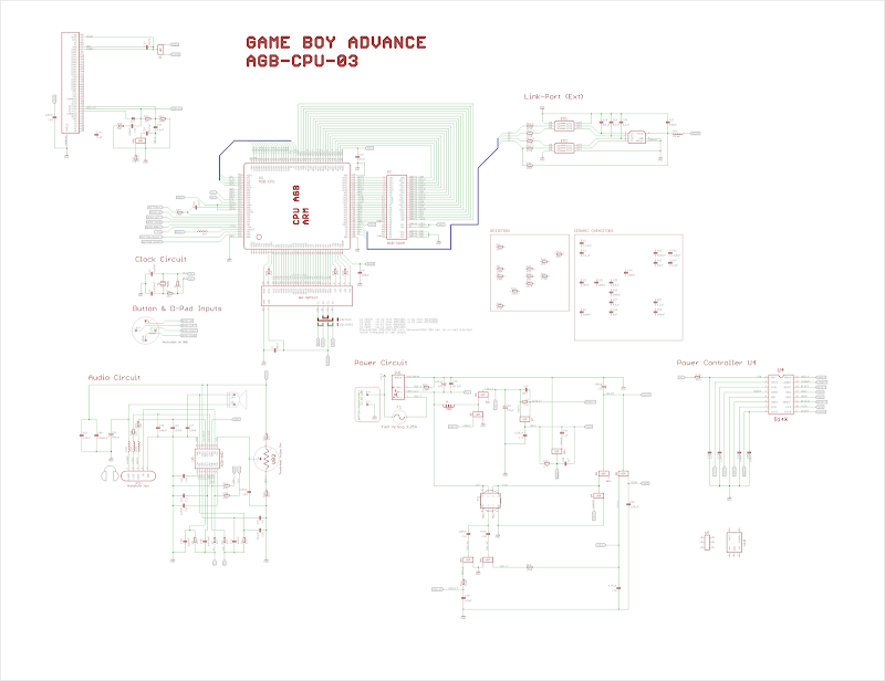 Eagle Schematic on