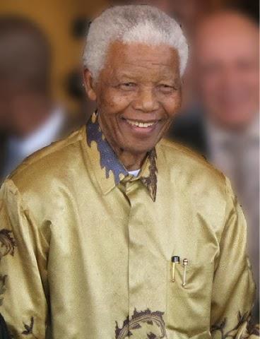 Former South African President Nelson Mandela dies aged 95