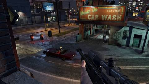 Game PC Grand Theft Auto V - Screenshot 02