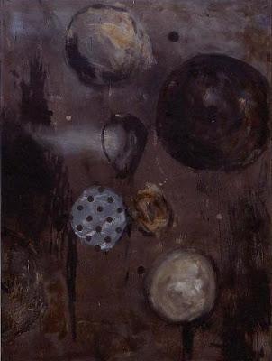 Titre à faire, 1996-97 200 x 150 cm, t.m. sur toile
