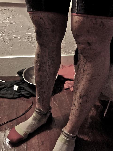 Monster Quads vs Thunder Thighs | The Flaming Bike Blog