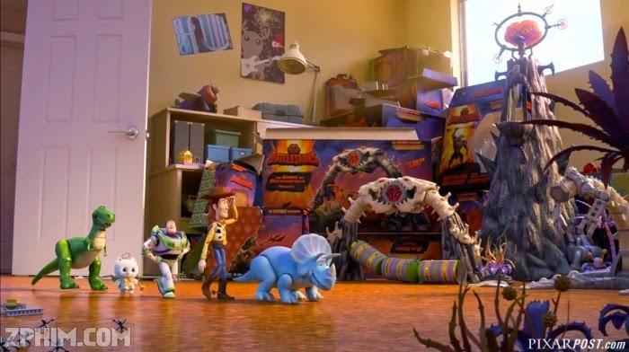 Ảnh trong phim Câu Chuyện Đồ Chơi: Thời Gian Bị Lãng Quên - Toy Story That Time Forgot 2