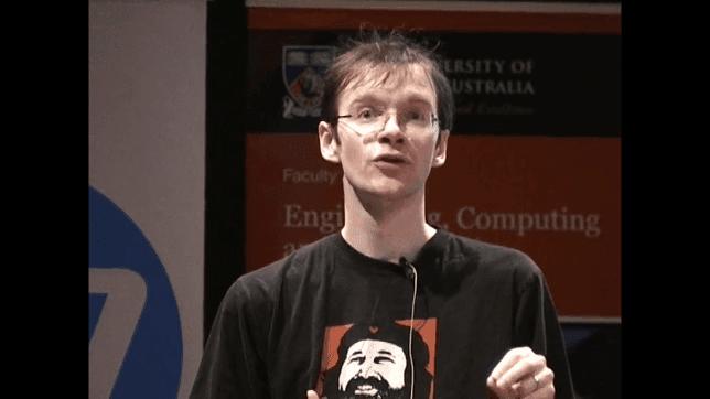Matthew Garrett: Seguridad en el mundo moderno