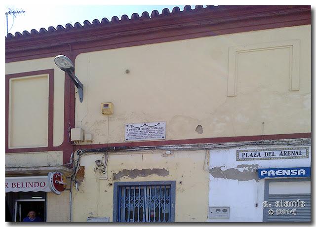 Plaza El Arenal 2014