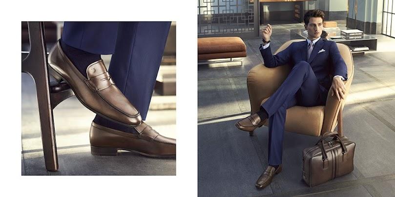 Tod's detalles con plus para un estilo masculino formal