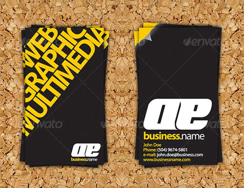 business card designs inspiration