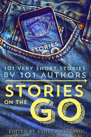 Cover Anthology Stories on the Go