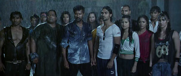 Screen Shot Of Hindi Movie ABCD - Any Body Can Dance (2013) Download And Watch Online Free at Alldownloads4u.Com