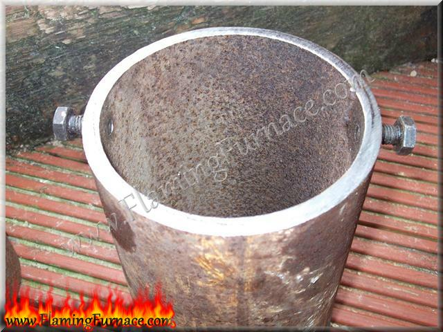 backyard metal casting setup information metal casting projects