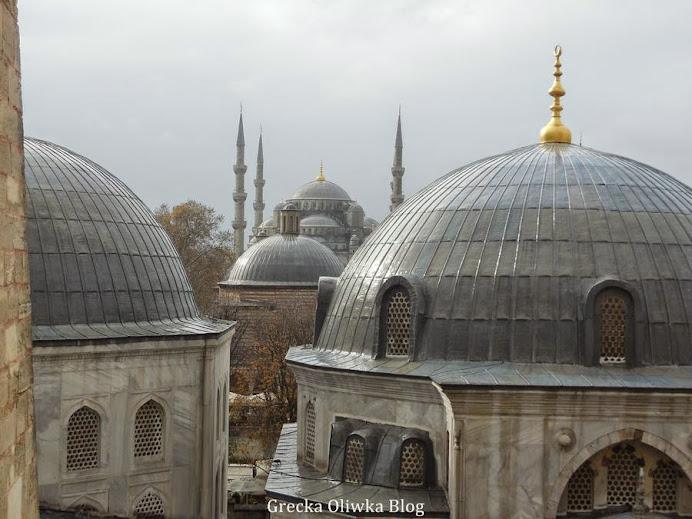 dach meczetu