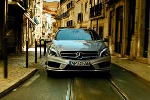 New Mercedes-Benz A-Class TV Ad Trailer #YOUDRIVE
