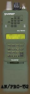 Hierarchie vysílaček a pravidla komunikace 152