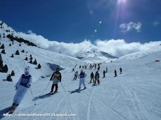 P1180623 - De fin de semana estresante a divertido, sol y nieve.