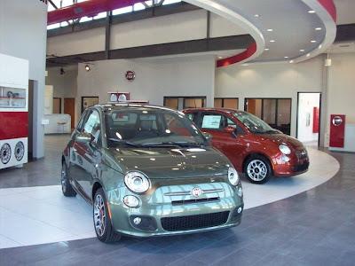 Bergstrom FIAT
