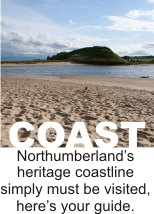 Coast, Your Northumberland Guide