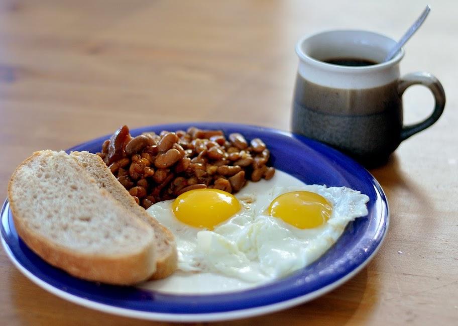 Завтрак лесоруба