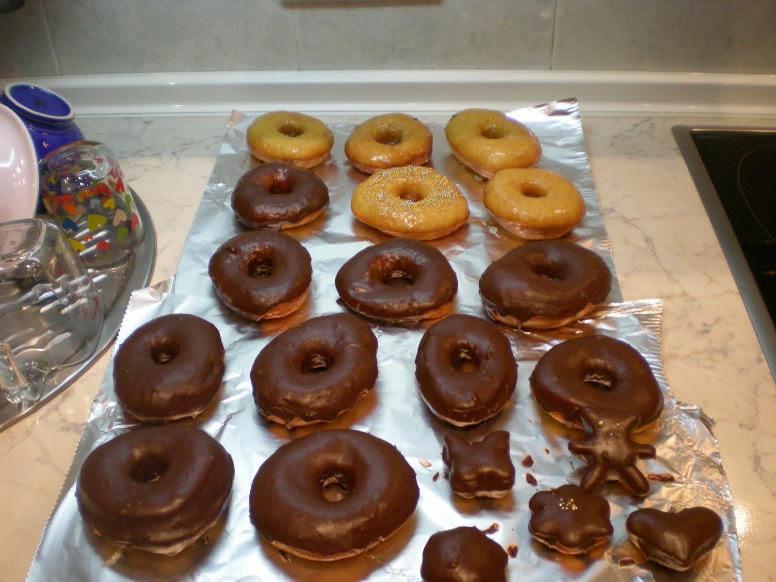 Cocina recetas de varios paises europeos donuts de isasaweis for Cocina de isasaweis