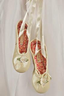 flower girl ballet flats