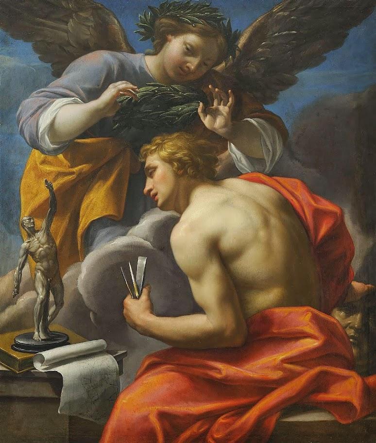 Francesco Trevisani - Allegoria della scultura