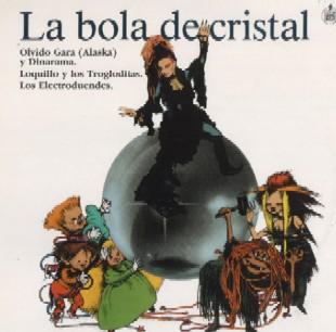 """Disco de """"La Bola de Cristal"""""""