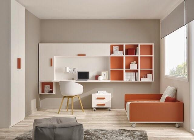 Dormitorios juveniles kids touch ros - Diseno de habitacion juvenil ...