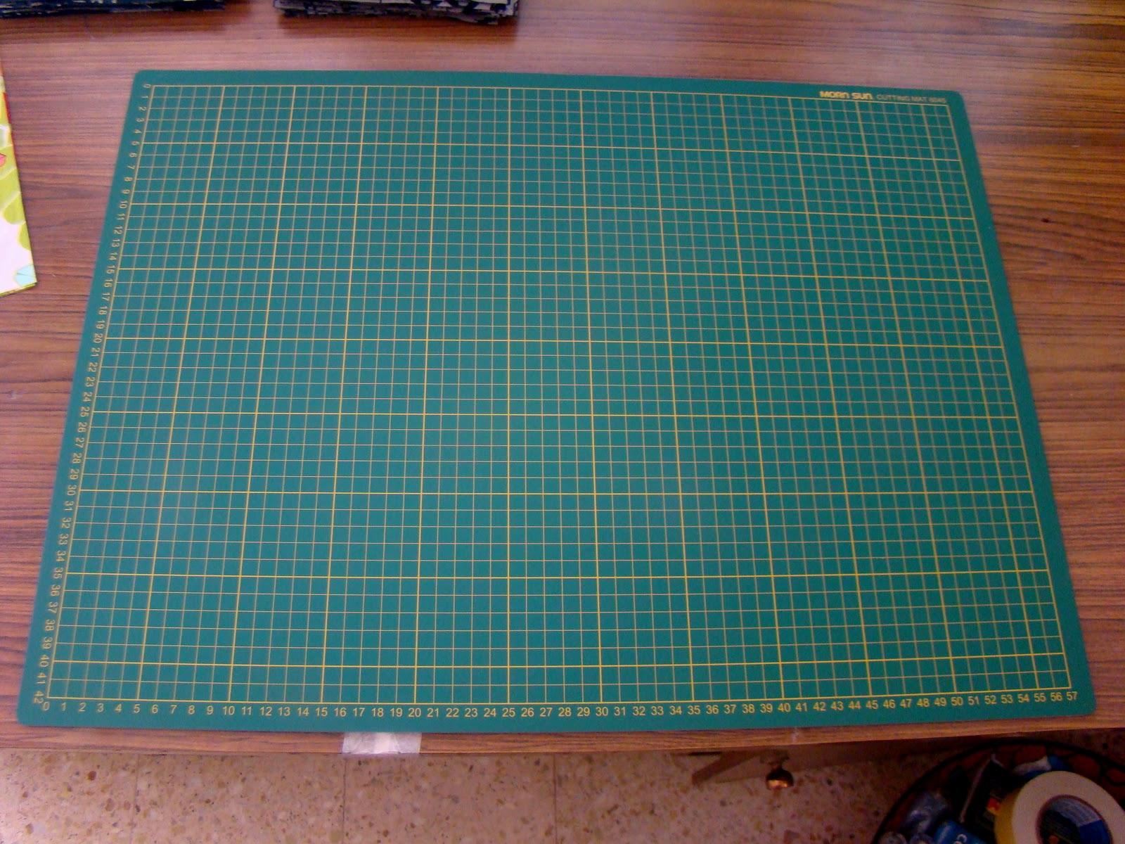 Quilting in India: Found a cutting mat. : cutting mat for quilting - Adamdwight.com
