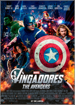 Os Vingadores – BDRip AVI Dual Audio