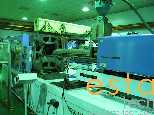 JSW J280EII-SP (1999) Plastic Injection Moulding Machine
