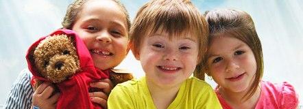 Familias con hijos Síndrome de Down