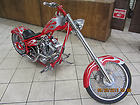 2003 Extreme Mob Chopper Softail - Air Ride Featured In Easy Rider Magazine
