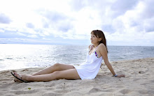 women beach sand asians 1920x1200 wallpaper