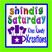 Shindig Saturday Blog Linky at Kims Kandy Kreations