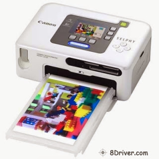 Get Canon SELPHY CP730 Printer Driver and installing