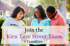 Kiru Taye Street Team