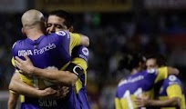 Video Goles Boca juniors VS U Chile [2 - 0] resultado Copa Libertadores