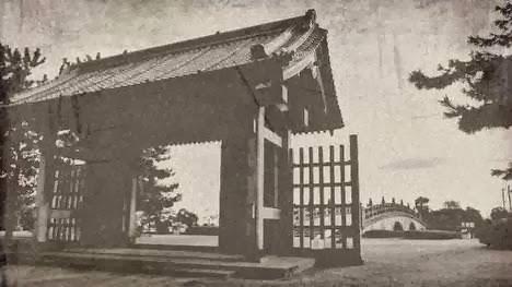 幕末風 西田橋御門