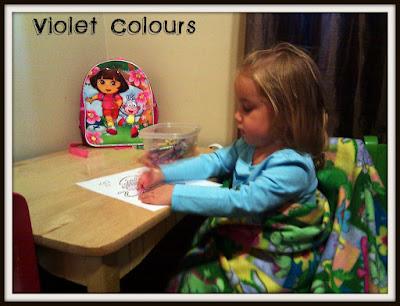 POD: Violet Colours