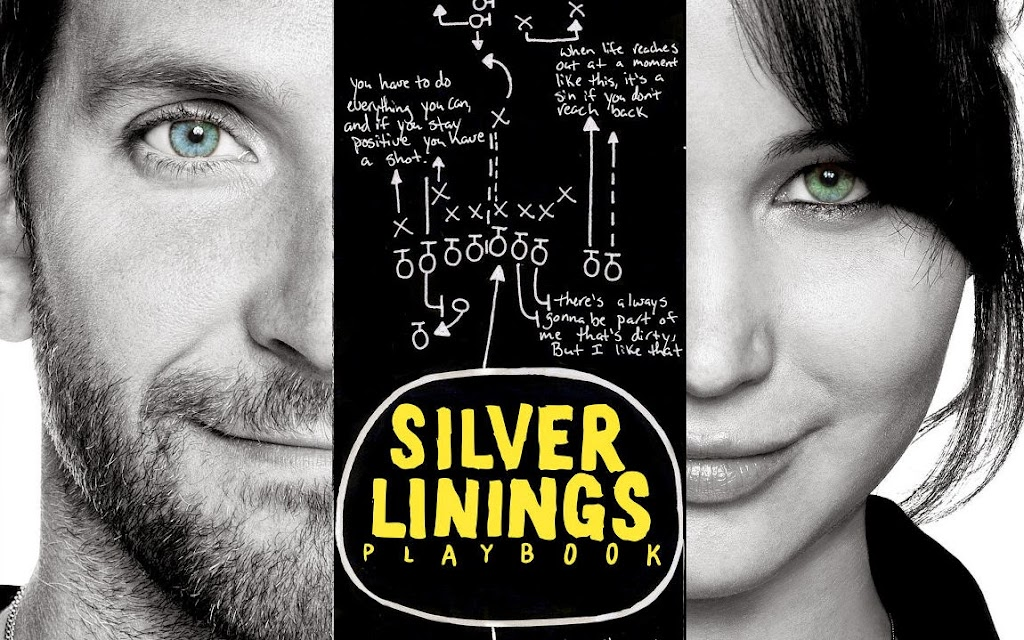 Silver Linings Playbook (2013) movie poster