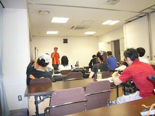 ノルディックウォーキング・ノルディックフィットネス・インストラクター資格取得講習会の様子1