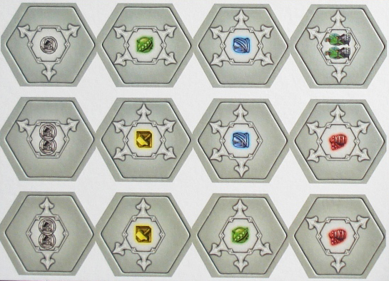 Настольная игра Лига Шести (League of Six)