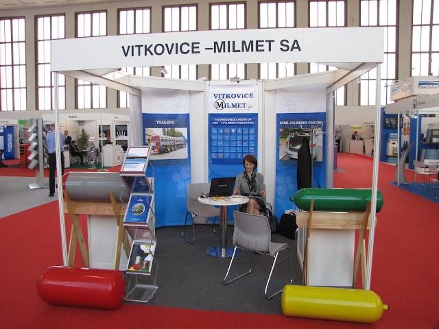 Milmet Vitkovice NGVA Berlin 2011