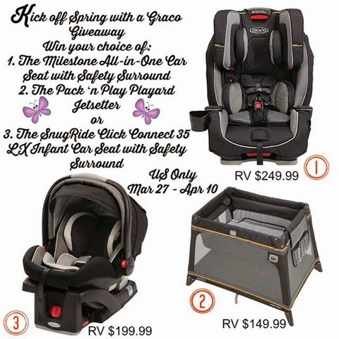 Nanny To Mommy Awesome Graco Giveaway Event 4 10