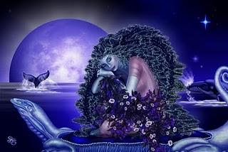 Goddess Amphitrite Image