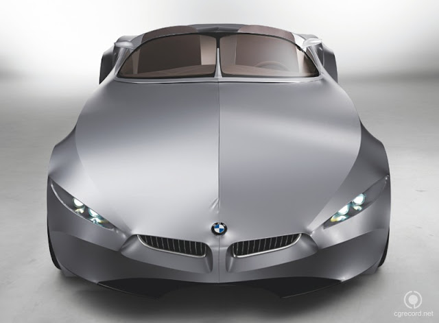 BMW Concept Cars: The Gina Light Visionary Model