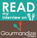 Sliceoffme interviewed by Gourmandize UK & Ireland