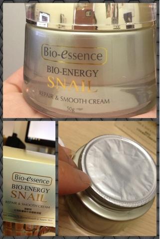 [SKIN] Bio-essence snail 生物能量蝸牛修護嫩滑霜 (新加坡的保證!) - Twinkle C ... ...