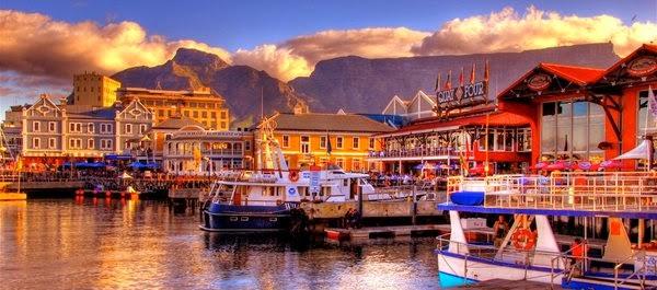 Férias na África do Sul