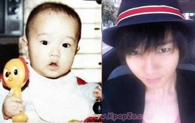 Yesung วง Super Junior โชว์รูปภาพในวัยเด็กของเขา