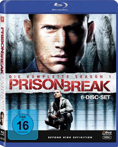 Prison Break [Latino] – Temporada 1 [BD25]